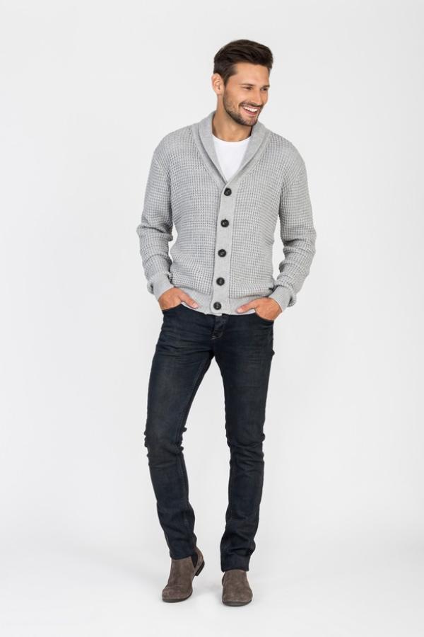 Swetry męskie - trendy